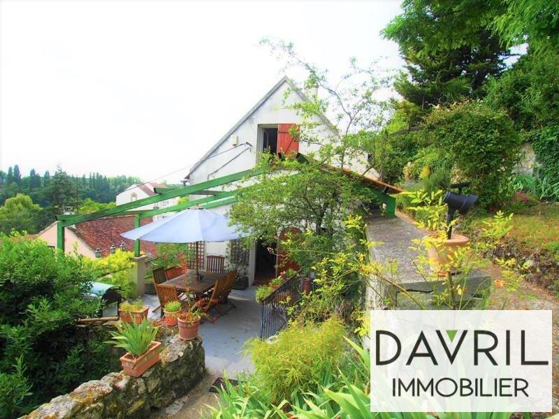 Sale house / villa Conflans ste honorine 499000€ - Picture 1