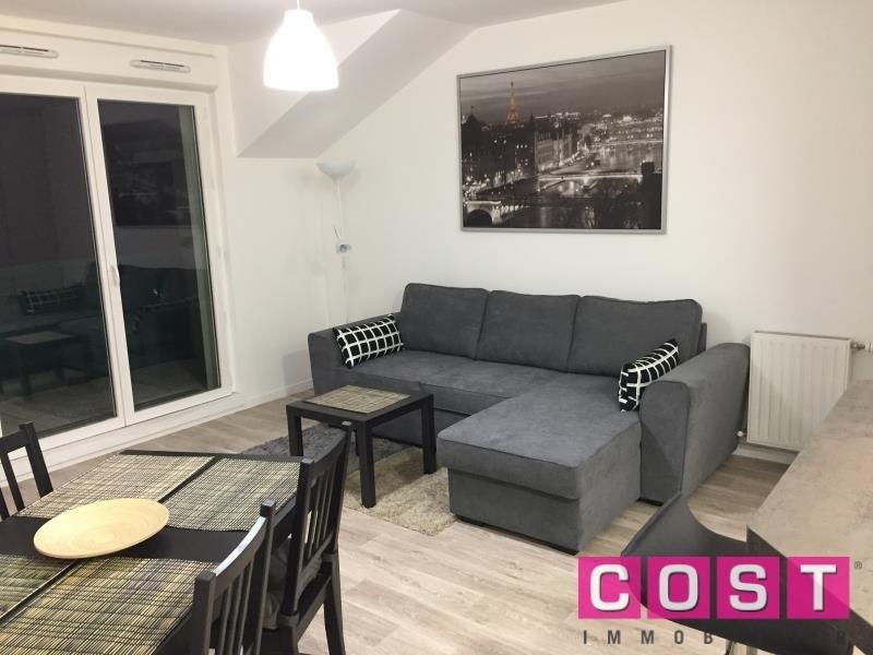 Locação apartamento Quincy 1050€ CC - Fotografia 1