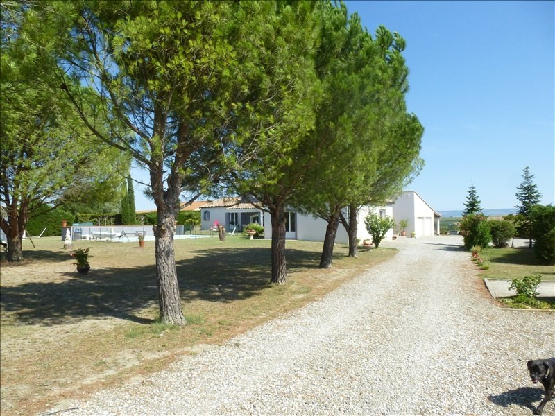 Vente maison / villa Fanjeaux 367000€ - Photo 3