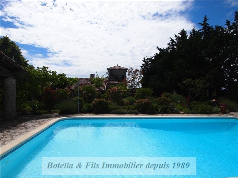 Immobile residenziali di prestigio casa Uzes 849000€ - Fotografia 5
