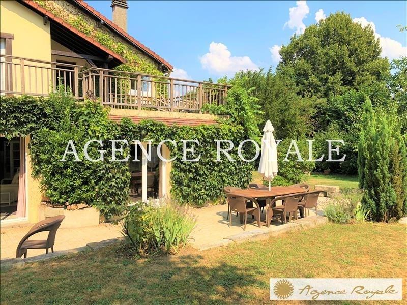Vente de prestige maison / villa Fourqueux 1350000€ - Photo 2