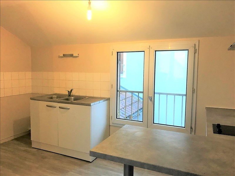 Rental apartment Roches premarie andille 420€ CC - Picture 5