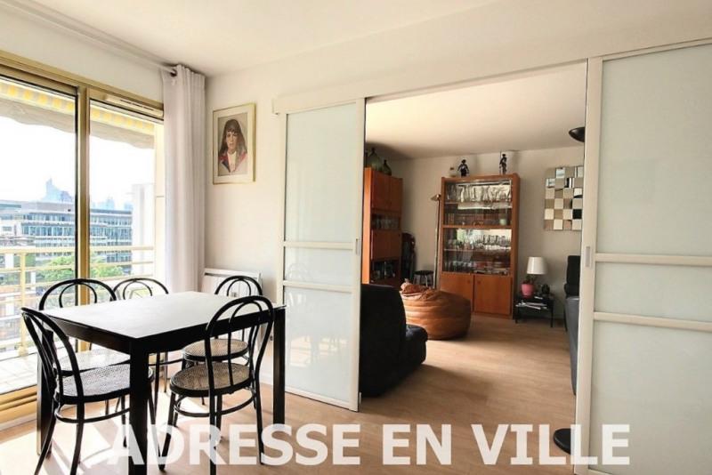 Verkoop  appartement Levallois perret 445000€ - Foto 5