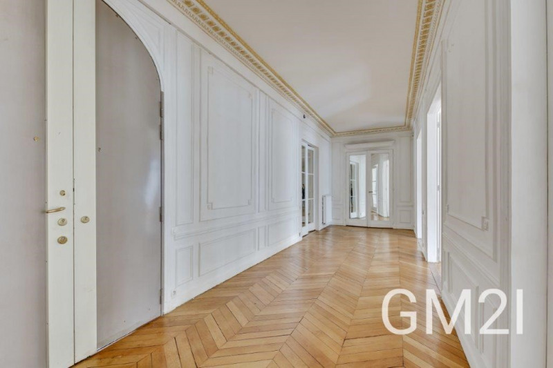 Deluxe sale apartment Paris 16ème 2 820 000€ - Picture 4