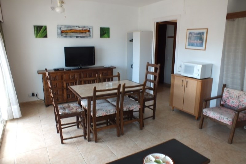 Location vacances appartement Roses santa-margarita 400€ - Photo 8