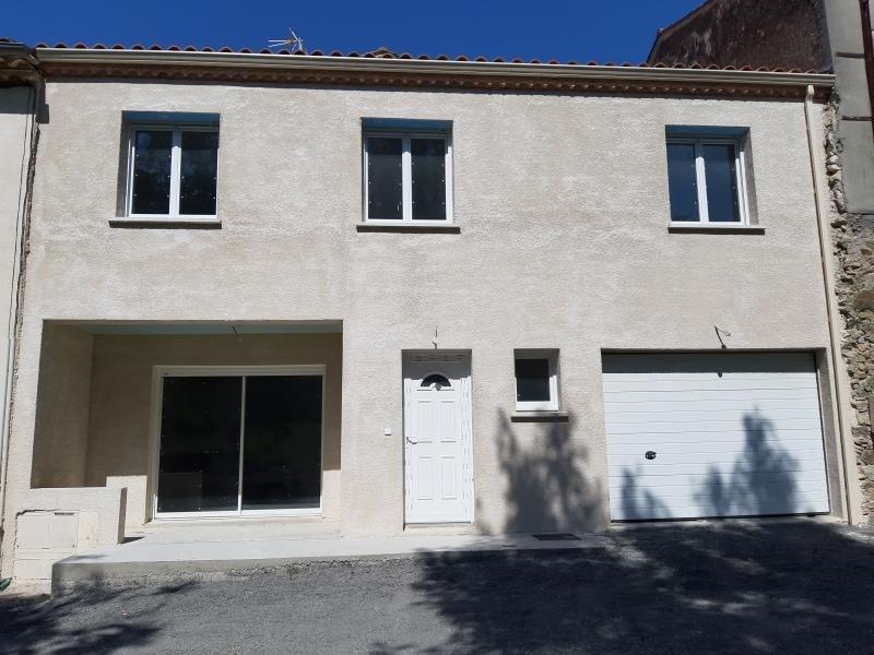 Vente maison / villa Escoussens 131000€ - Photo 1