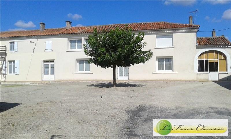 Sale house / villa Aigre 108000€ - Picture 1