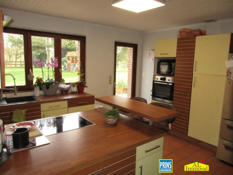 Vente maison / villa Lumbres 228 800€ - Photo 7