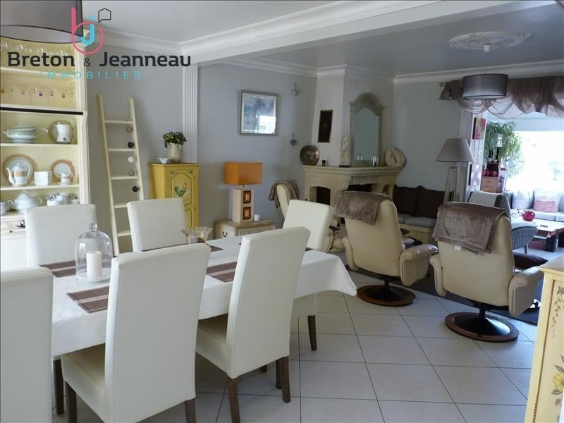 Vente maison / villa Chateau gontier 343 200€ - Photo 5