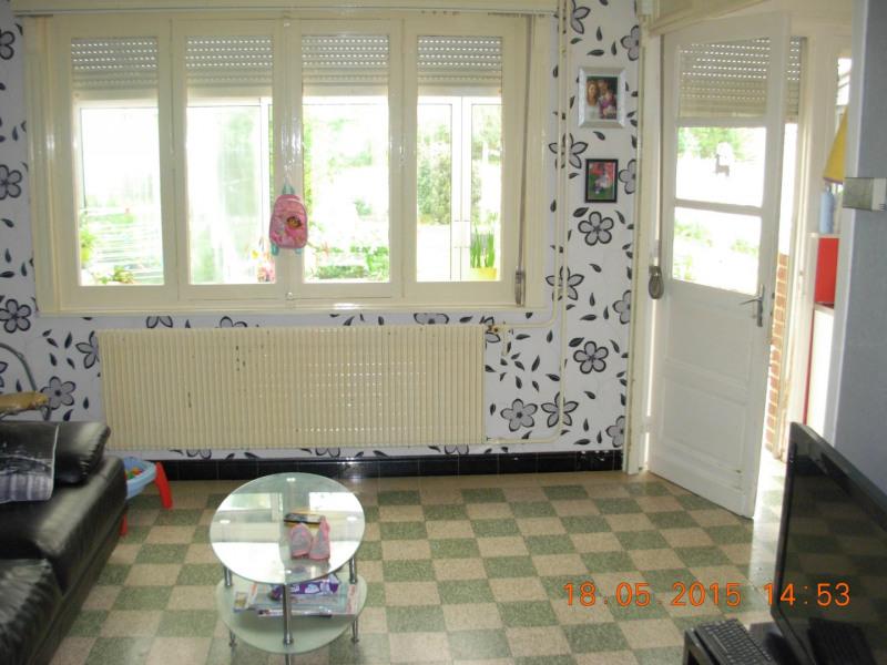 Location maison / villa Aire sur la lys 580€ CC - Photo 2