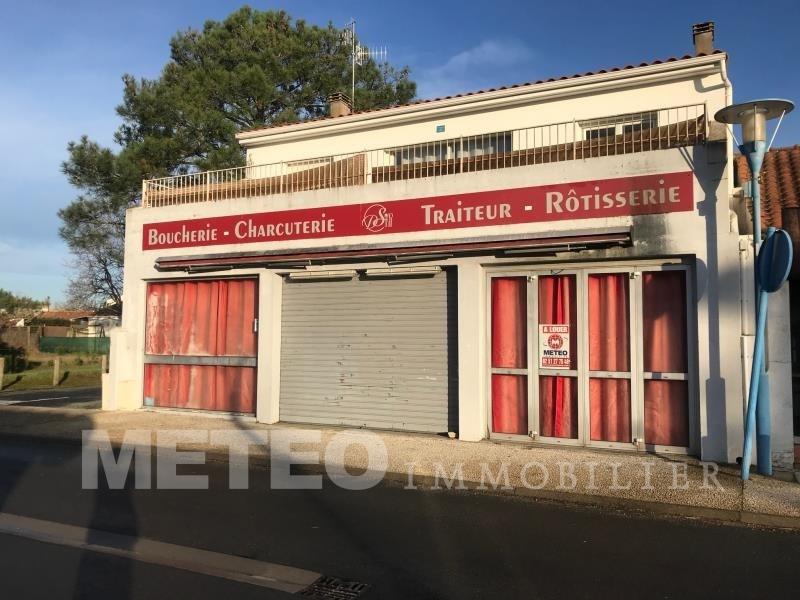 Rental empty room/storage La tranche sur mer 2083€ HT/HC - Picture 2