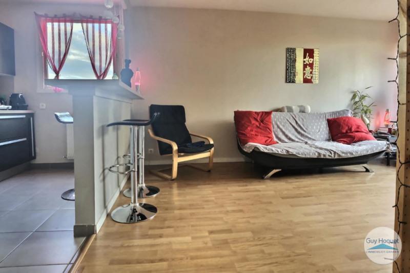 Vente appartement Sathonay camp 148000€ - Photo 1