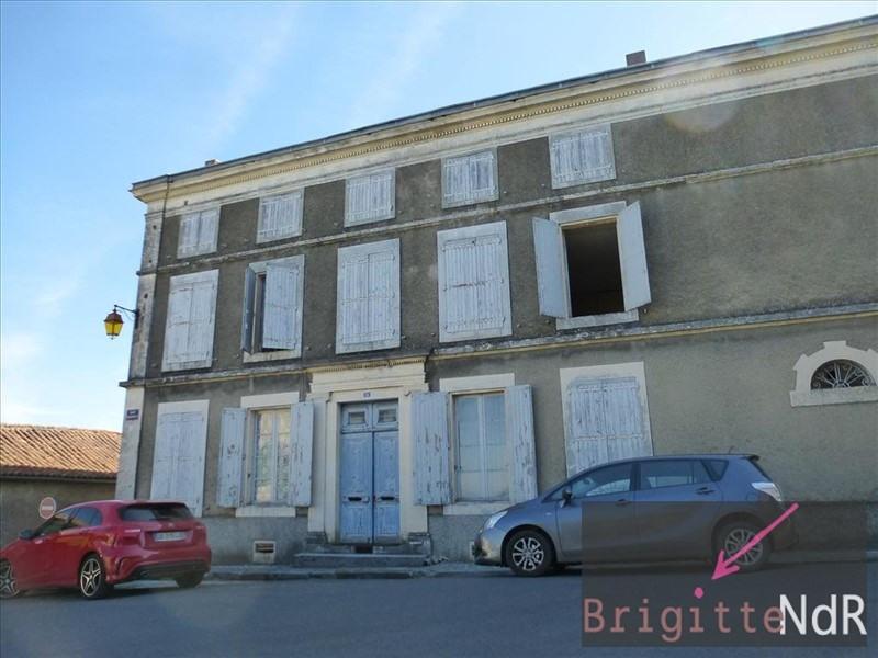 Vente maison / villa La rochefoucauld 187250€ - Photo 1