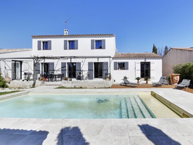 Immobile residenziali di prestigio casa Maussane-les-alpilles 1200000€ - Fotografia 1