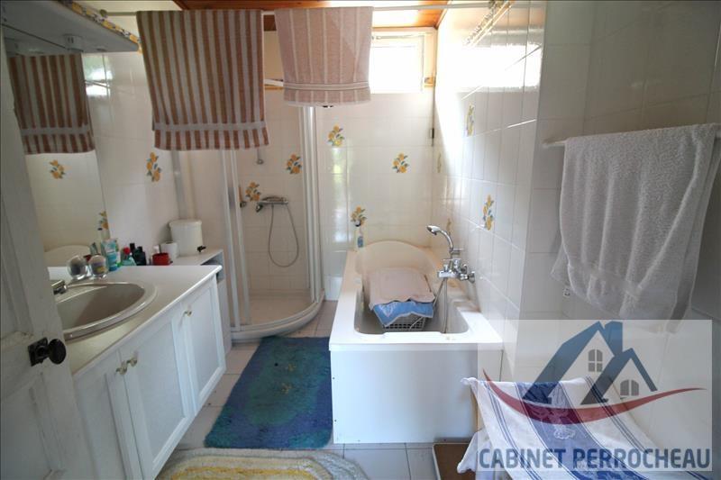 Vente maison / villa La chartre sur le loir 129000€ - Photo 11