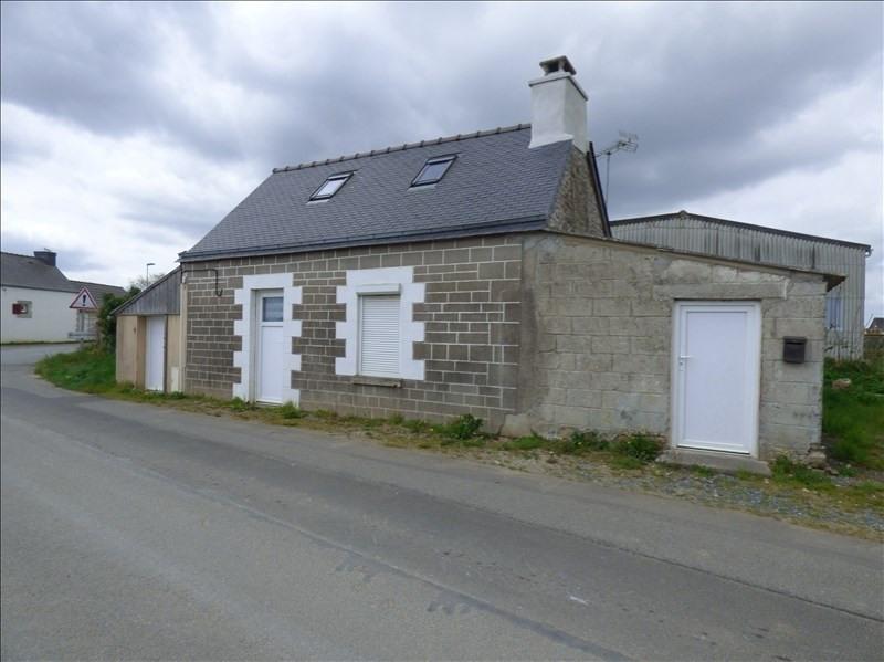 Vente maison / villa Plounevez moedec 35500€ - Photo 1