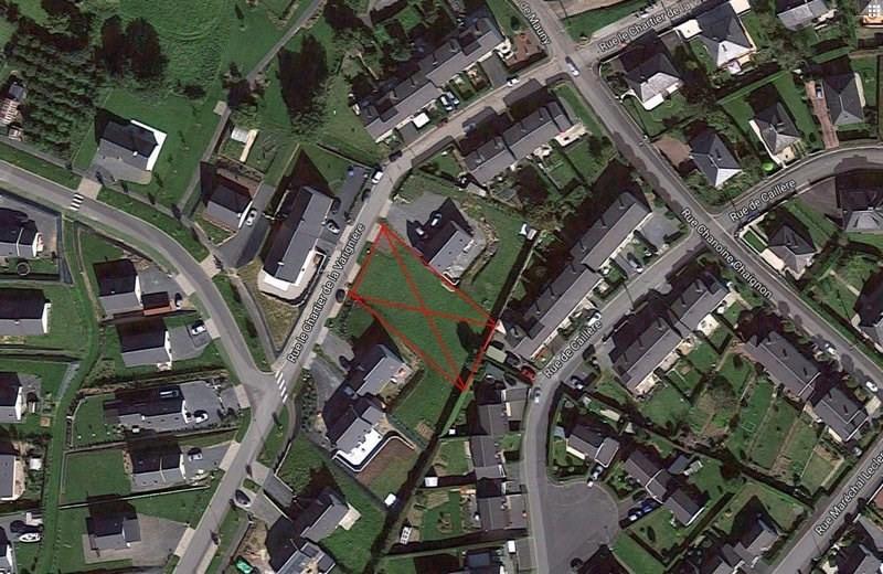 Terrain à bâtir proche centre Torigni