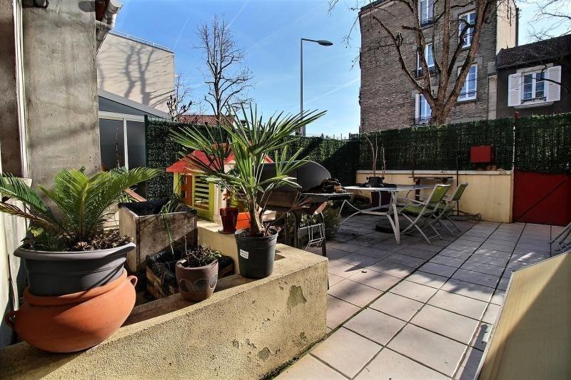 Sale house / villa Issy les moulineaux 920000€ - Picture 2