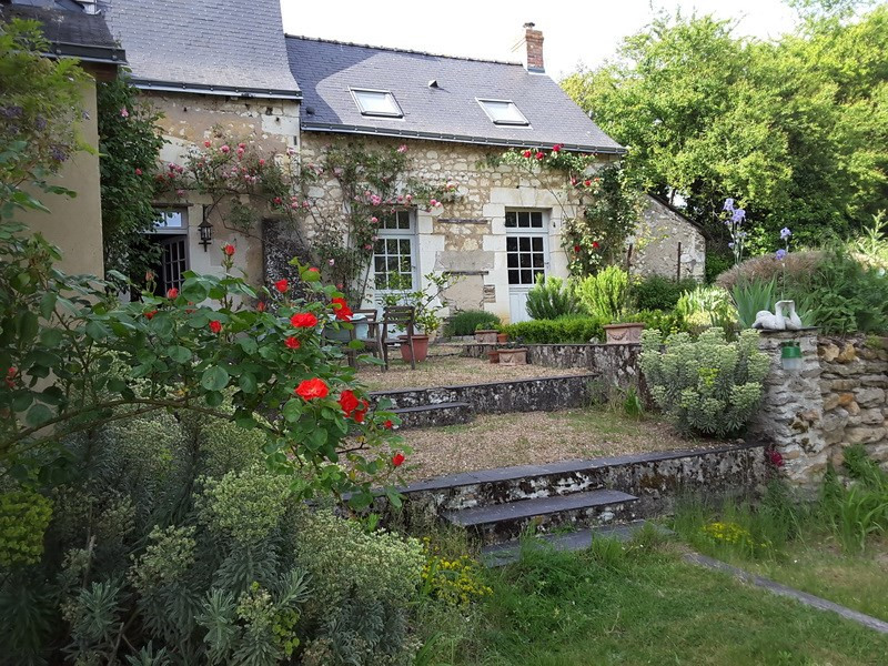 Deluxe sale house / villa Angers 25 mn nord 350000€ - Picture 1