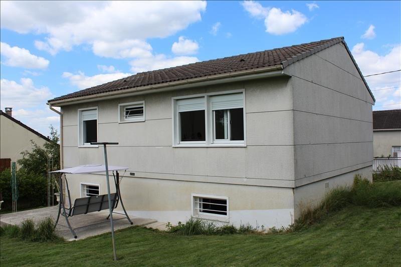 Vente maison / villa Nanteuil les meaux 249000€ - Photo 1