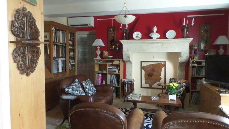 Vente maison / villa Suze-la-rousse 418000€ - Photo 12