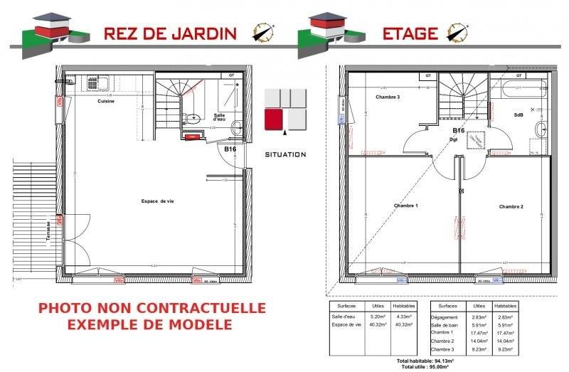 Sale house / villa Jons 260000€ - Picture 6