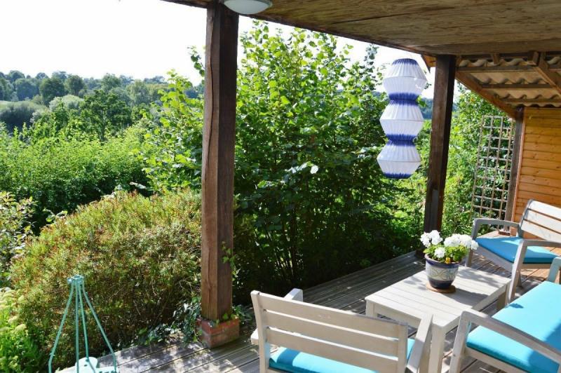 Vente de prestige maison / villa Saint-léger-dubosq 430500€ - Photo 14
