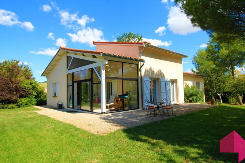 Deluxe sale house / villa Quint fonsegrives 577500€ - Picture 1