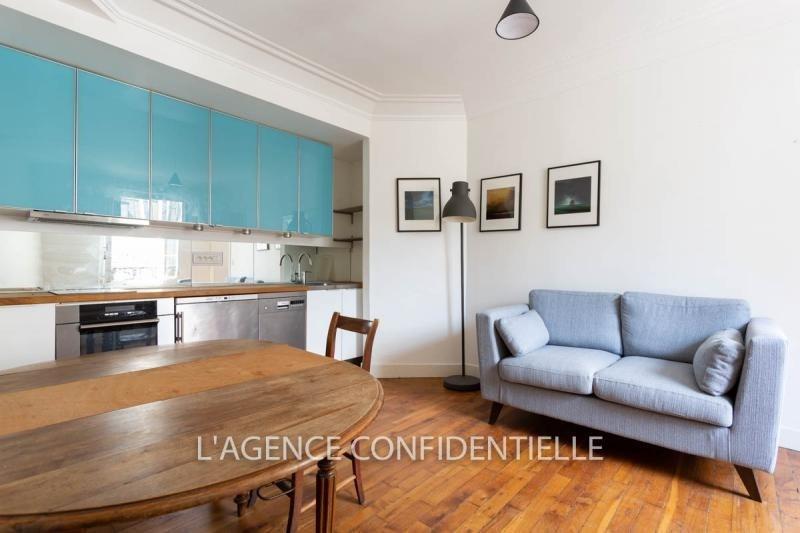 Vente appartement Paris 9ème 595000€ - Photo 3