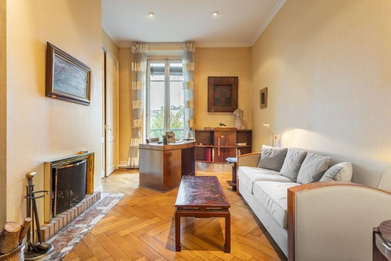 Vente de prestige appartement Lyon 6ème 922000€ - Photo 3
