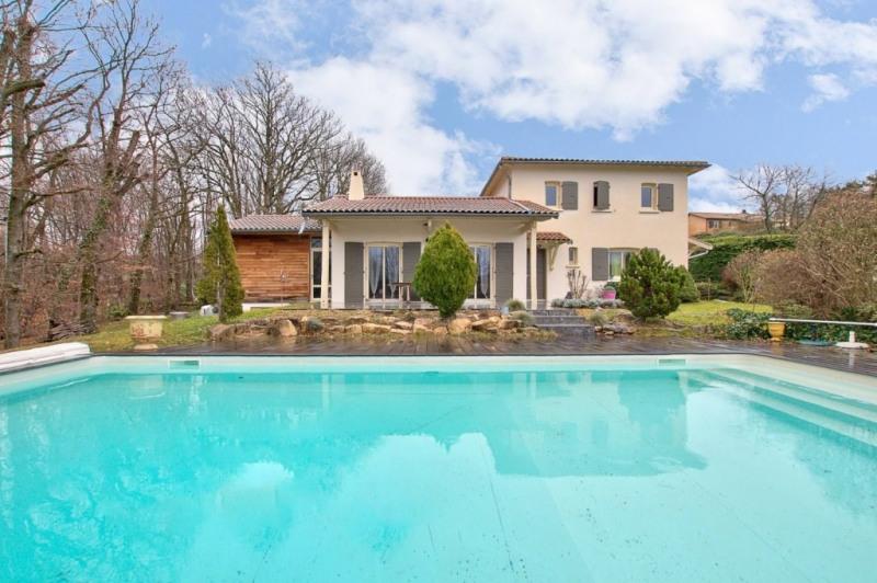 Vente de prestige maison / villa Pommiers 680000€ - Photo 9