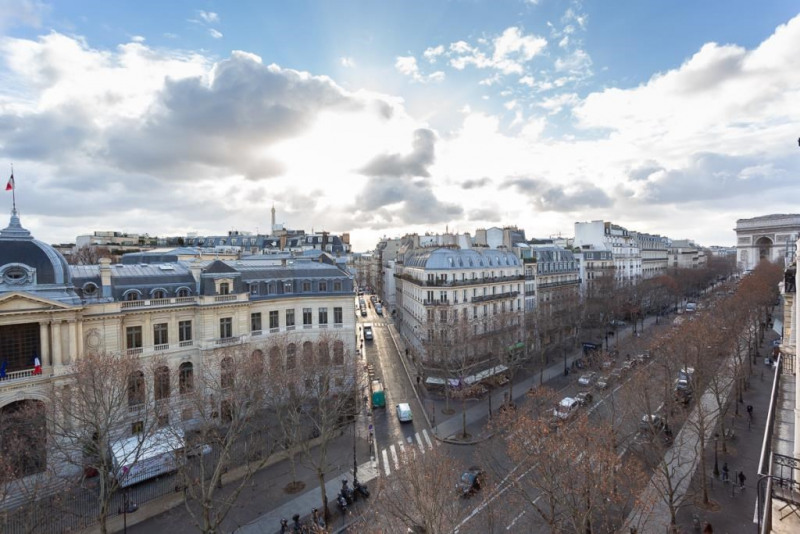 Vente de prestige appartement Paris 8ème 3 350 000€ - Photo 1