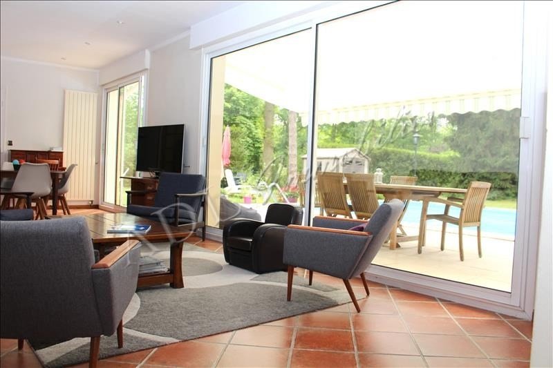 Vente de prestige maison / villa Lamorlaye 695000€ - Photo 4