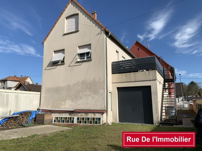 Vente immeuble Marienthal 472 500€ - Photo 7