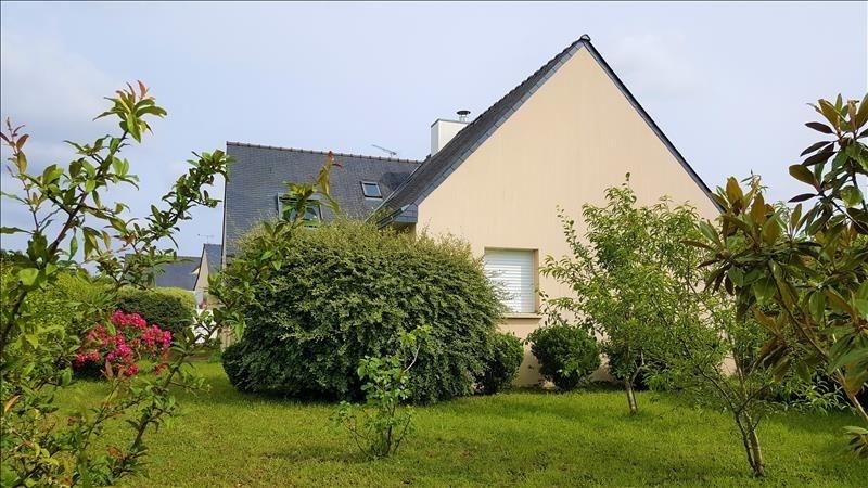 Sale house / villa Pleuven 299000€ - Picture 3