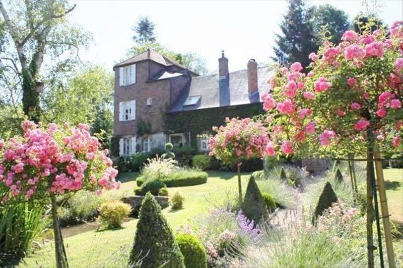 Vente de prestige maison / villa Honfleur 580000€ - Photo 1