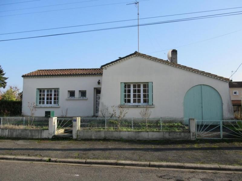 Vente maison / villa Bergerac 128500€ - Photo 1