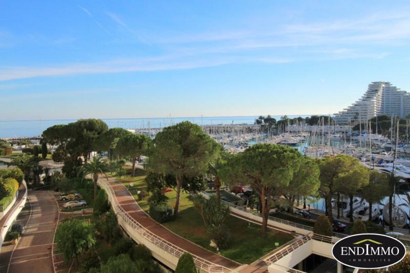 Deluxe sale apartment Villeneuve loubet 1245000€ - Picture 2