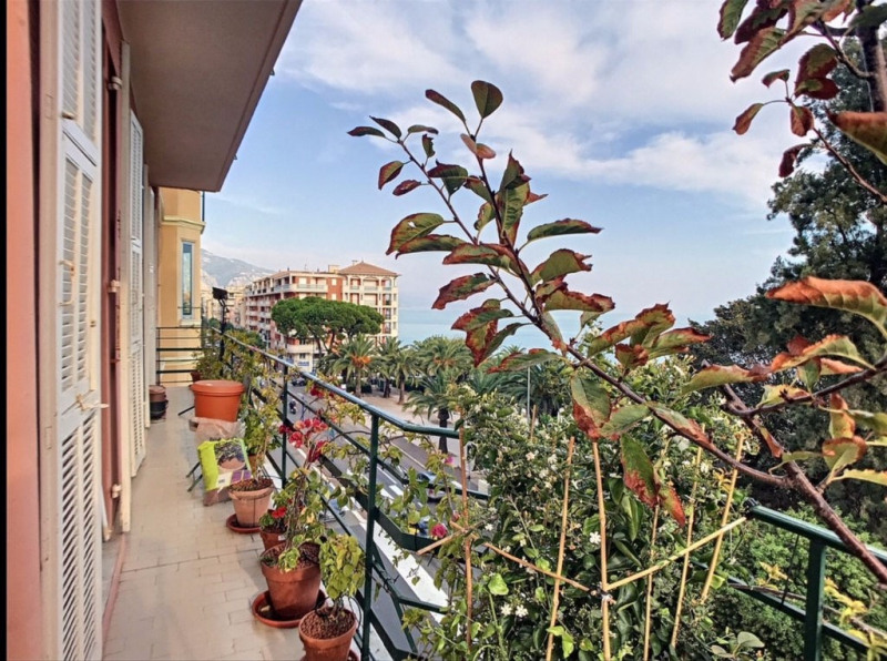 Vente appartement Menton 595 000€ - Photo 2