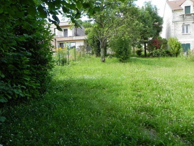 Vente terrain Jouy le moutier 167000€ - Photo 2
