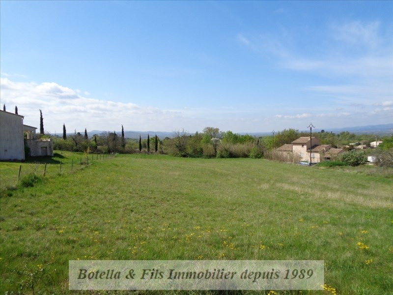 Sale site Barjac 68 000€ - Picture 1