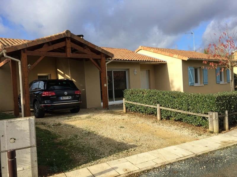 Rental house / villa Vivonne 710€ CC - Picture 1