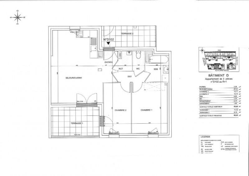 Vente appartement Saint nazaire 212000€ - Photo 6