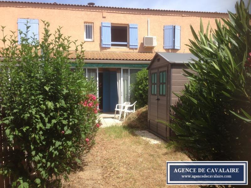 Vente maison / villa Cavalaire sur mer 199500€ - Photo 1