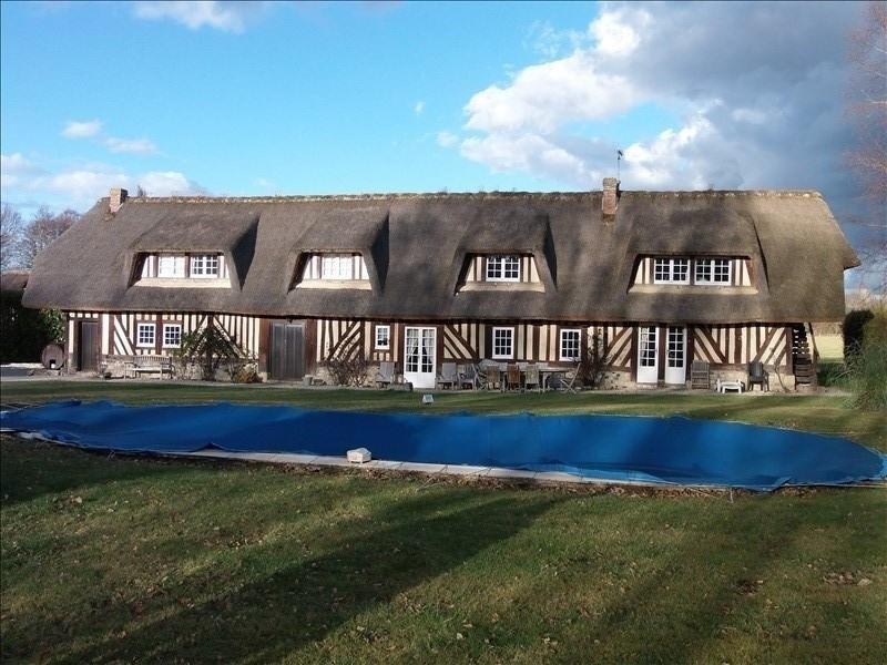 Deluxe sale house / villa Vauville 830000€ - Picture 2
