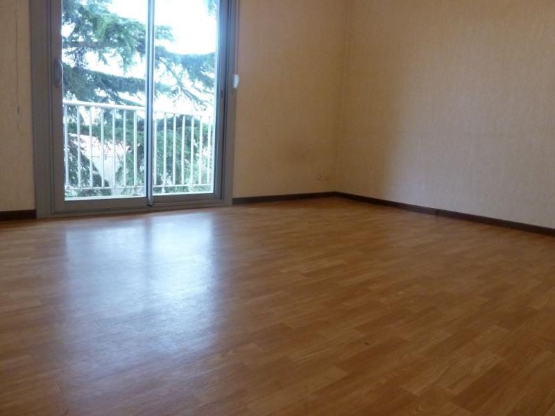 Rental apartment Ramonville-saint-agne 470€ CC - Picture 1