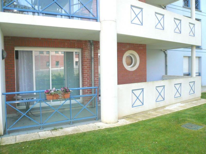 Sale apartment Caudry 95000€ - Picture 1