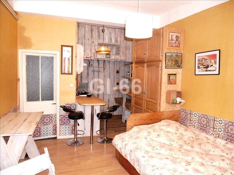 Sale apartment Perpignan 35000€ - Picture 2
