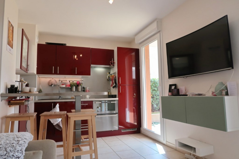 Sale apartment Dijon 128000€ - Picture 1