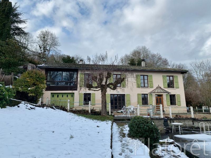 Vente maison / villa Maubec 450000€ - Photo 2